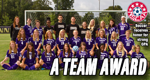 NSCAA recognizes Golden Eagles' academic achievement