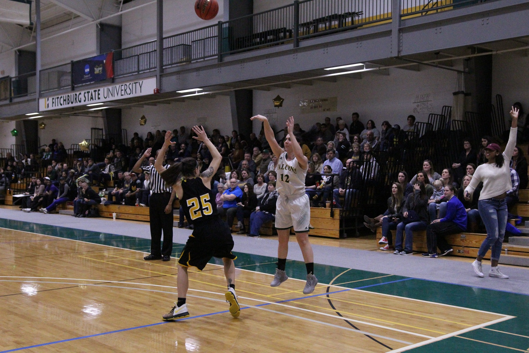 Fitchburg State Topped By Framingham State, 77-52
