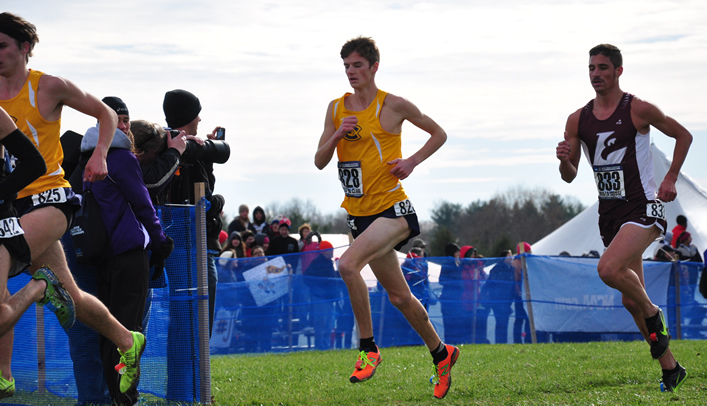 Men's Cross Country Finishes Ninth at NCAA Championship