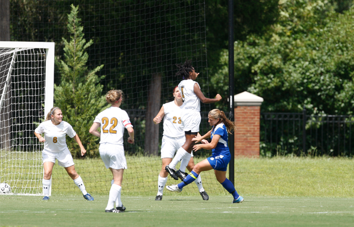 Lady Canes Drop 2-1 Decision to Lander