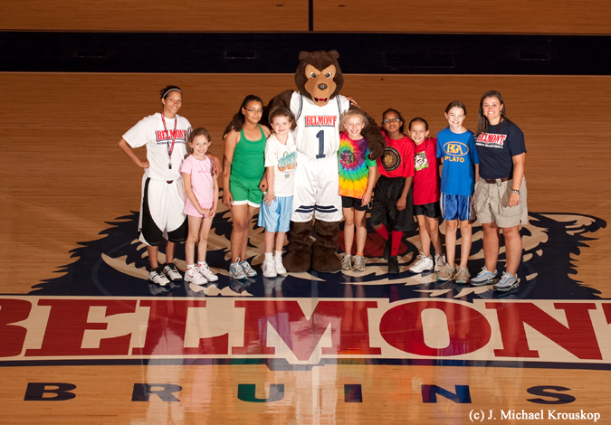 Registration Remains Open for Belmont University Girls' Basketball Camp