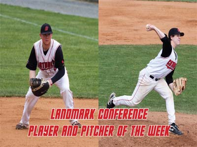 McCarthy and Schroth honored by Landmark Conference