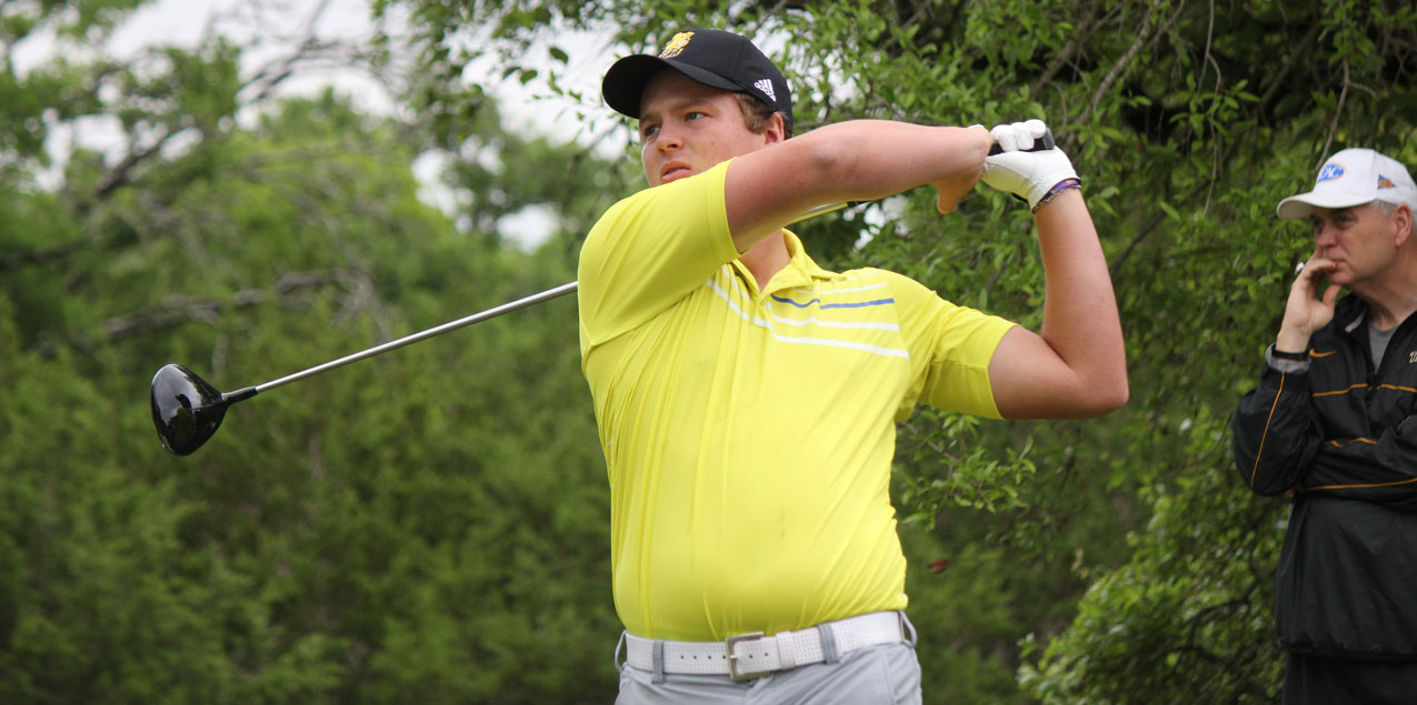Colin Uecker, Texas Lutheran University, Men's Golfer of the Week (Week 6)