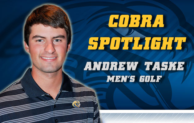 Cobra Spotlight- Andrew Taske, Men's Golf