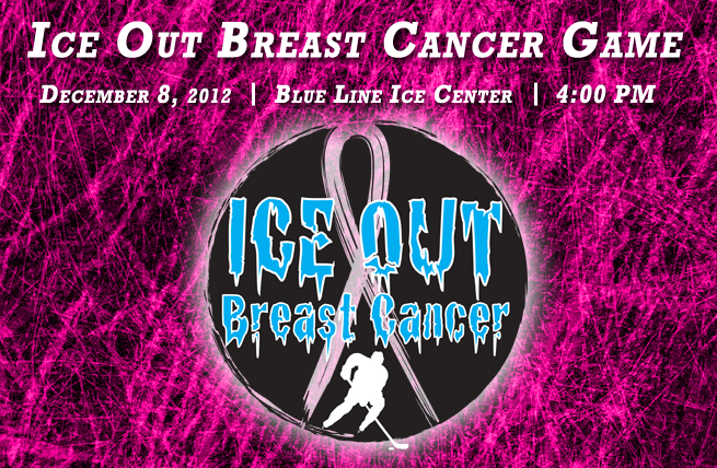 "Marian Hockey to Hold ""Ice Out Breast Cancer"" Event Dec. 8"