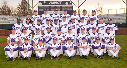 Baseball team to face new and traditional rivals, 24 OVC games