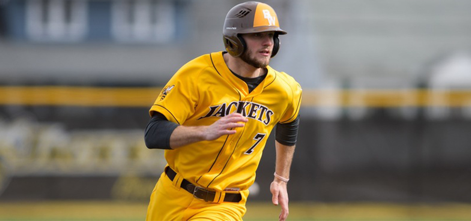 Senior Reese Albright had the game-winning RBI in the ninth for BW in the 8-7 victory over Adrian (Mich.)