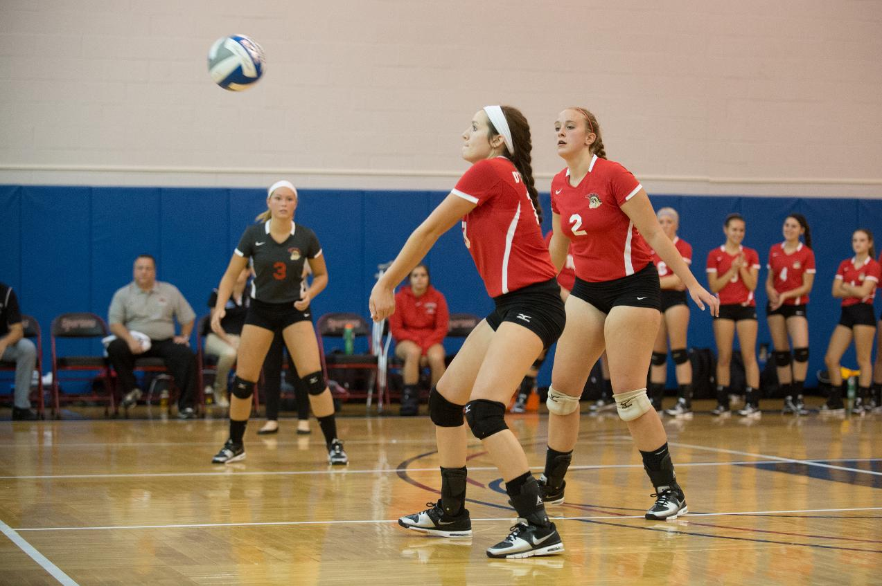 First Conference Victory Eludes Women's Volleyball Yet Again