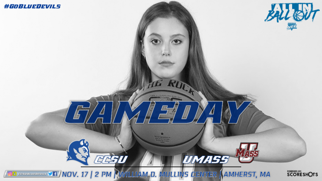 Women's Basketball Continues Three-Game Road Series at Massachusetts