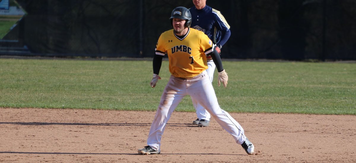 UMBC Baseball Drops #AEBASE Season Opening Double Header to Stony Brook on Saturday