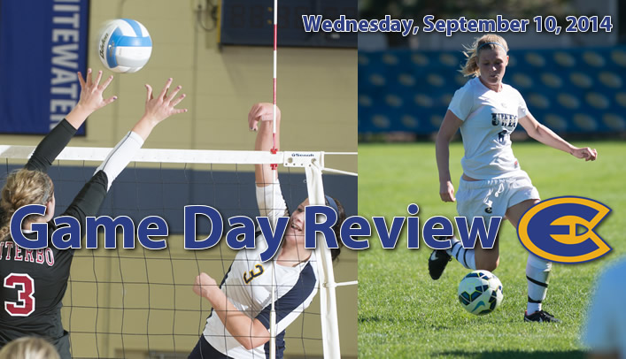 Game Day Review - Wednesday, September 10, 2014