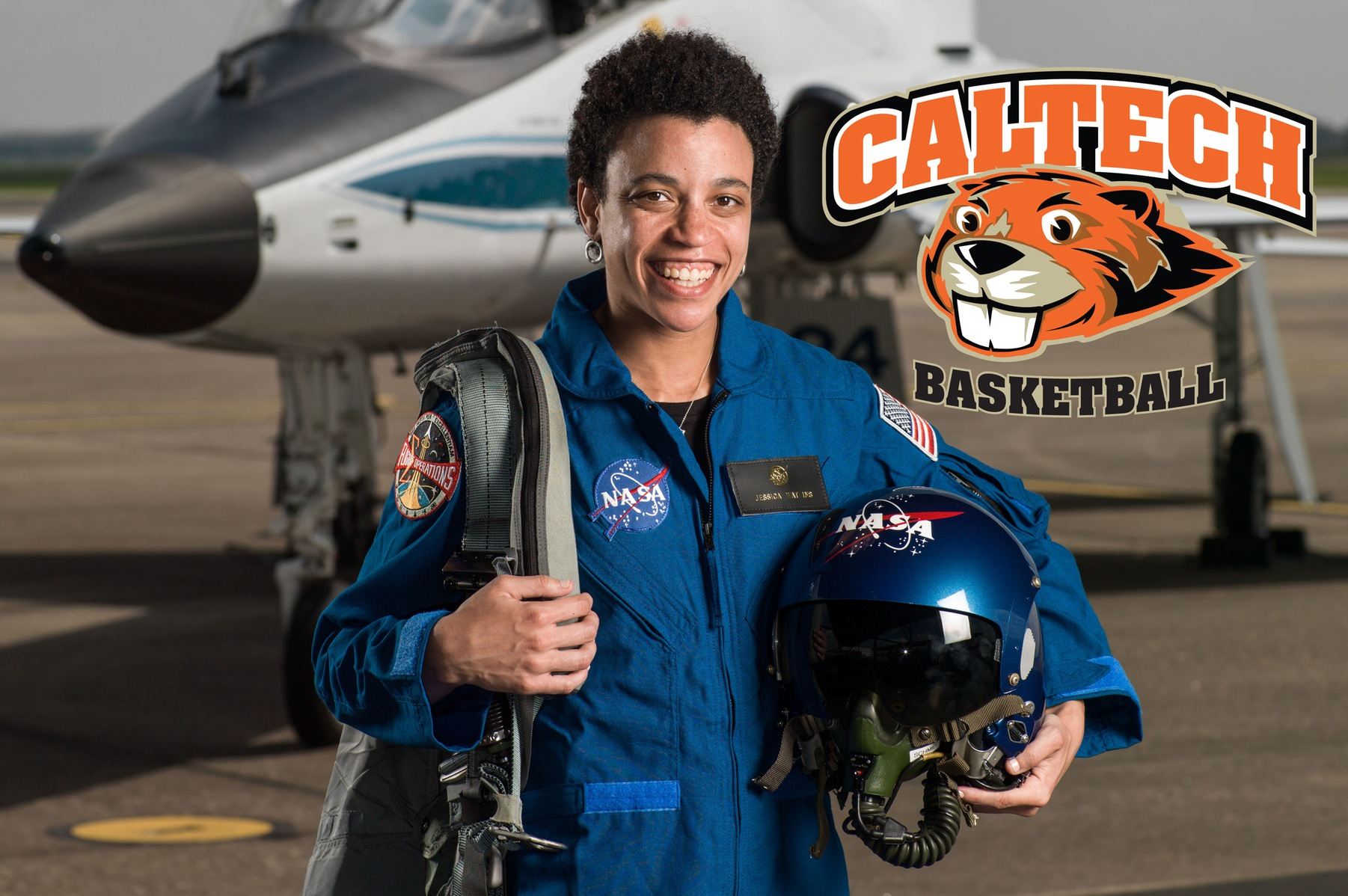 Assistant Coach Watkins Selected NASA Astronaut Candidate
