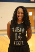 Snead State's Jon'Nita Henry Women's Basketball Player of the Week