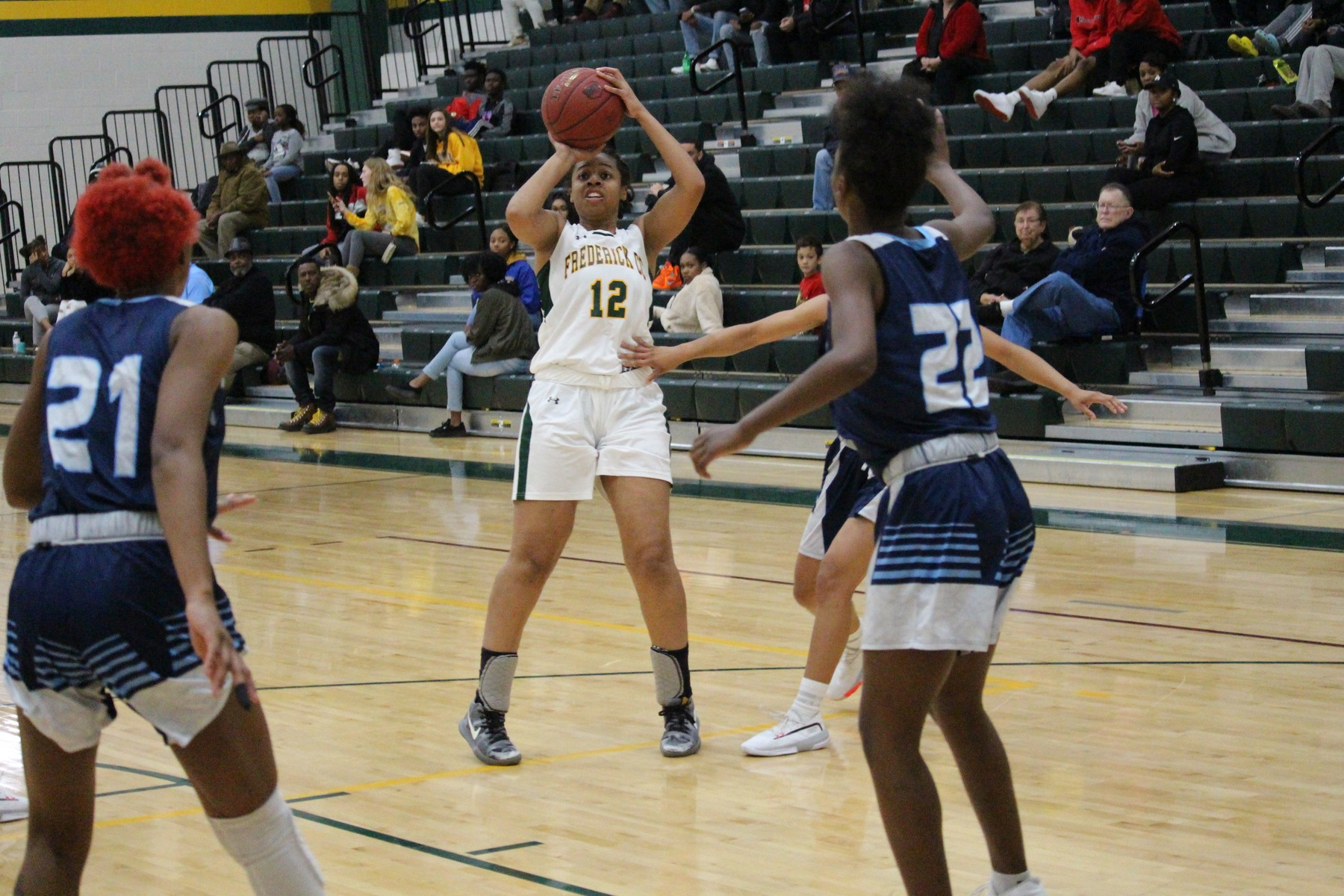 Women's Basketball Dominates In Conference Opener