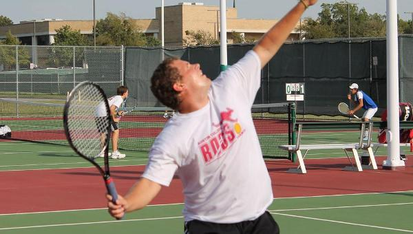 Three from 'Roo Men's Tennis Earn All-SCAC
