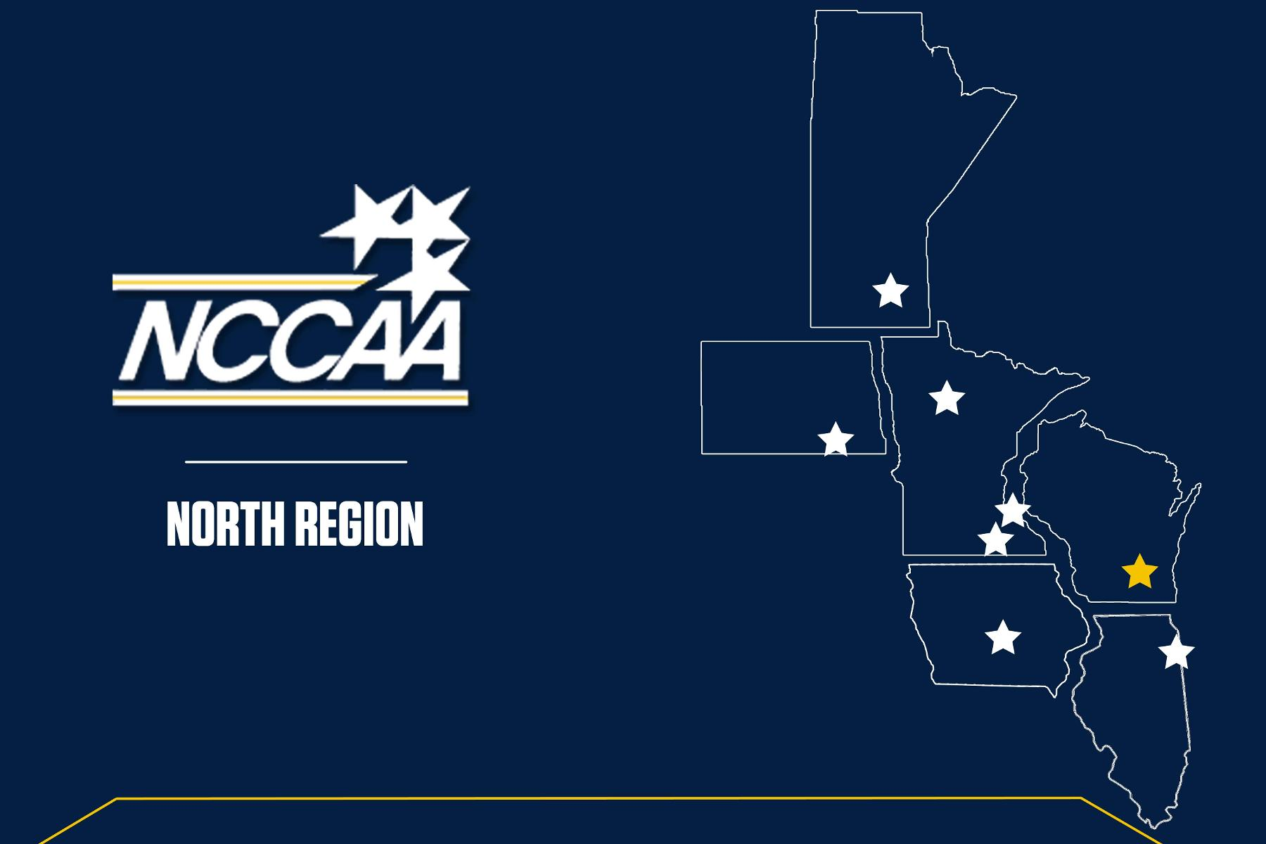 The NCCAA Announces New DII Regional Alignment