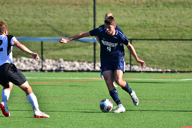 Behrend Lions Take Down Redhawks Saturday
