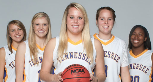 Women's Basketball bids farewell to five seniors in regular season finale