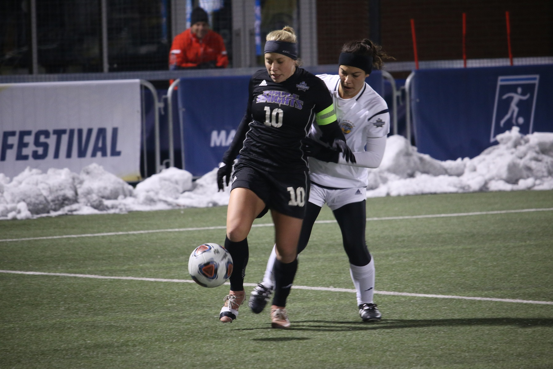 Doyle's Goal And Dahlstrom's Goalkeeping Lift UB Women To 1-0 ECC WIn At Daemen