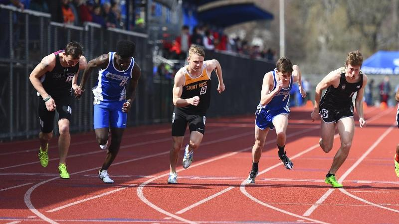 Men's Track and Field Competes at Yale's Mark Young Invitational