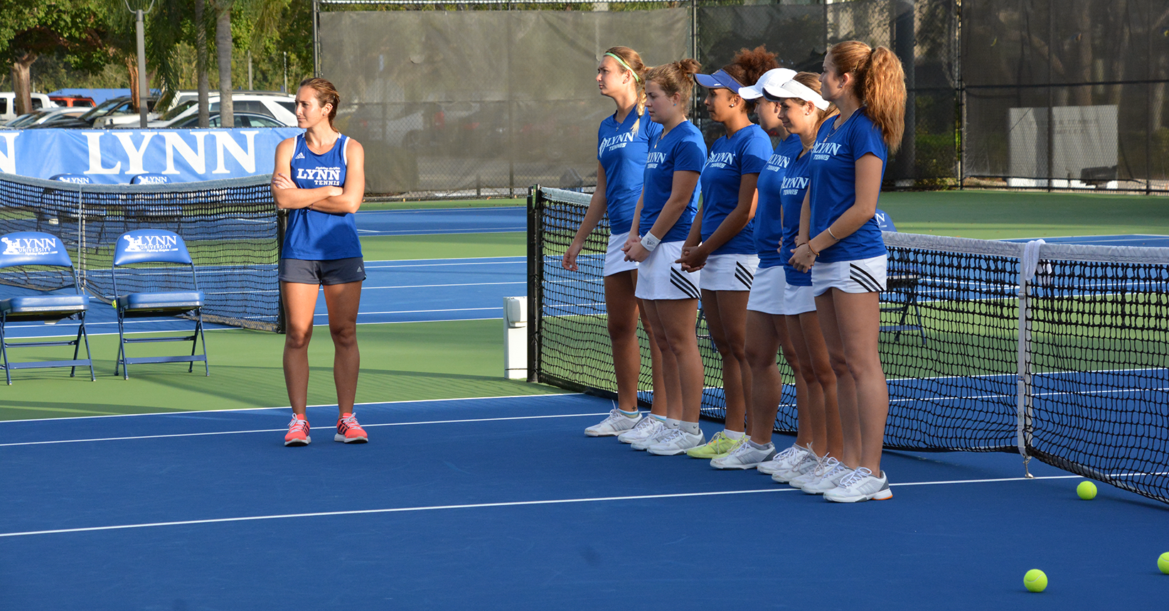 Women's Tennis Advances to USTA/ITA South Region Doubles Semifinals