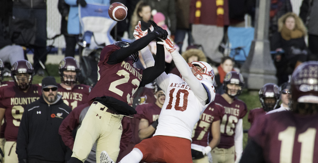 Mounties advance to the 2016 Subway Loney Bowl with 27-18 win over Acadia