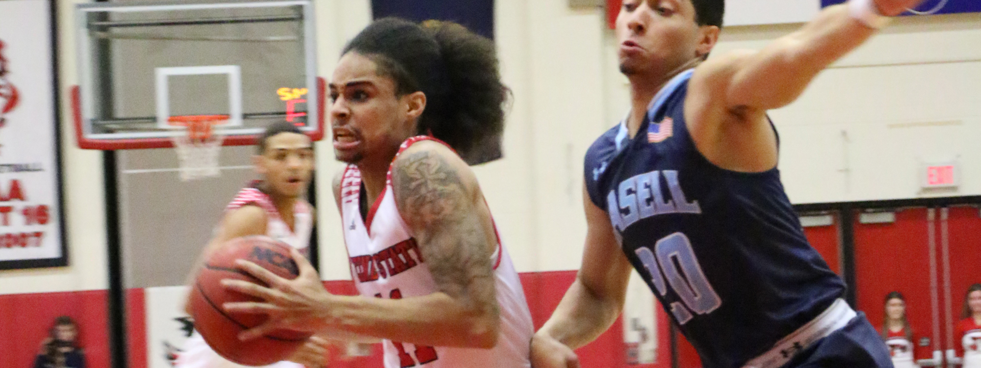 Prieto Rallies Keene State Past LaGrange, 84-80