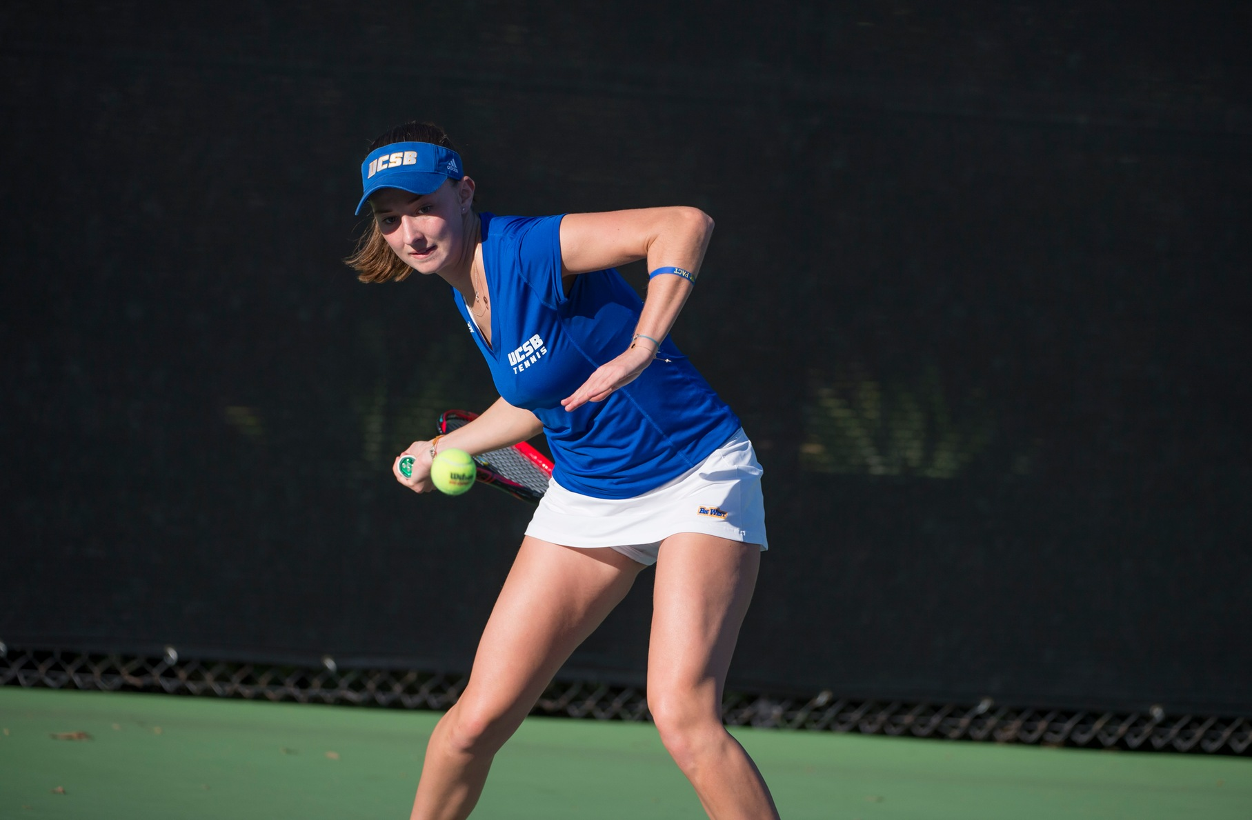 Doubles Victories Not Enough as Gauchos Fall in Florida