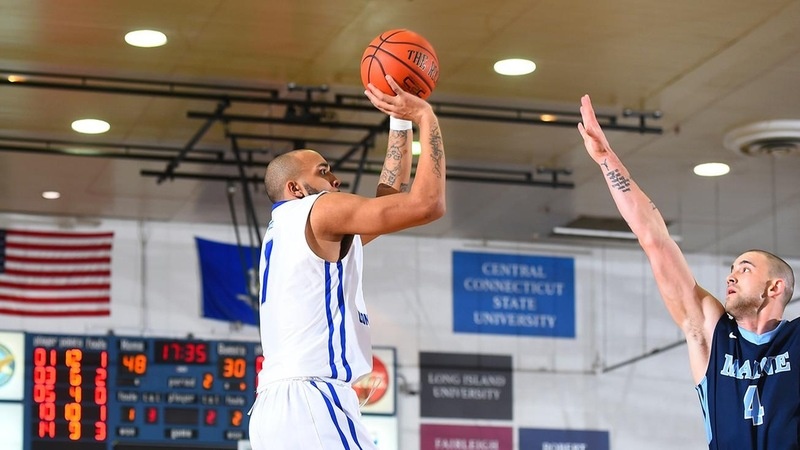 Men's Basketball Leads Throughout in 84-57 Win Over Maine