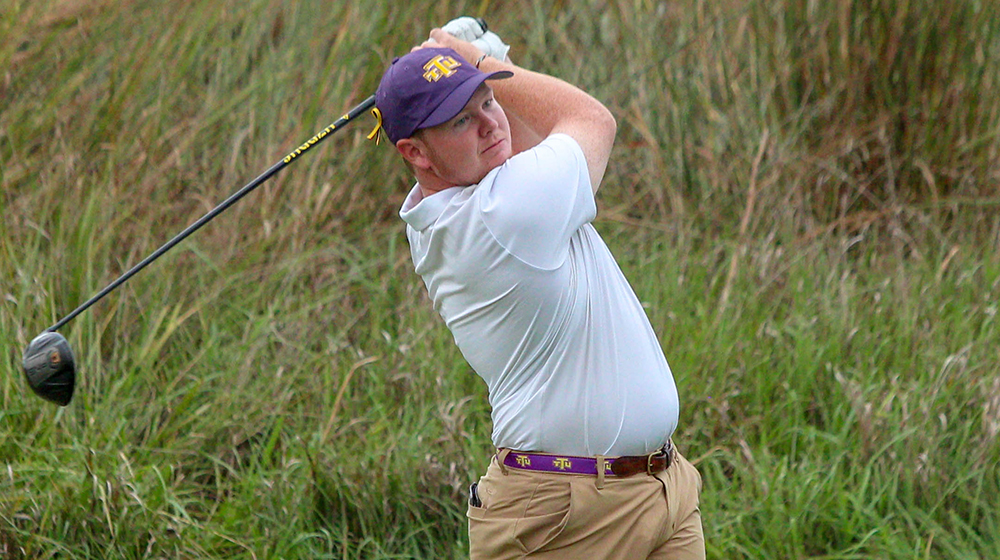 Tech men's golf improves again to wrap up Autotrader Collegiate Classic