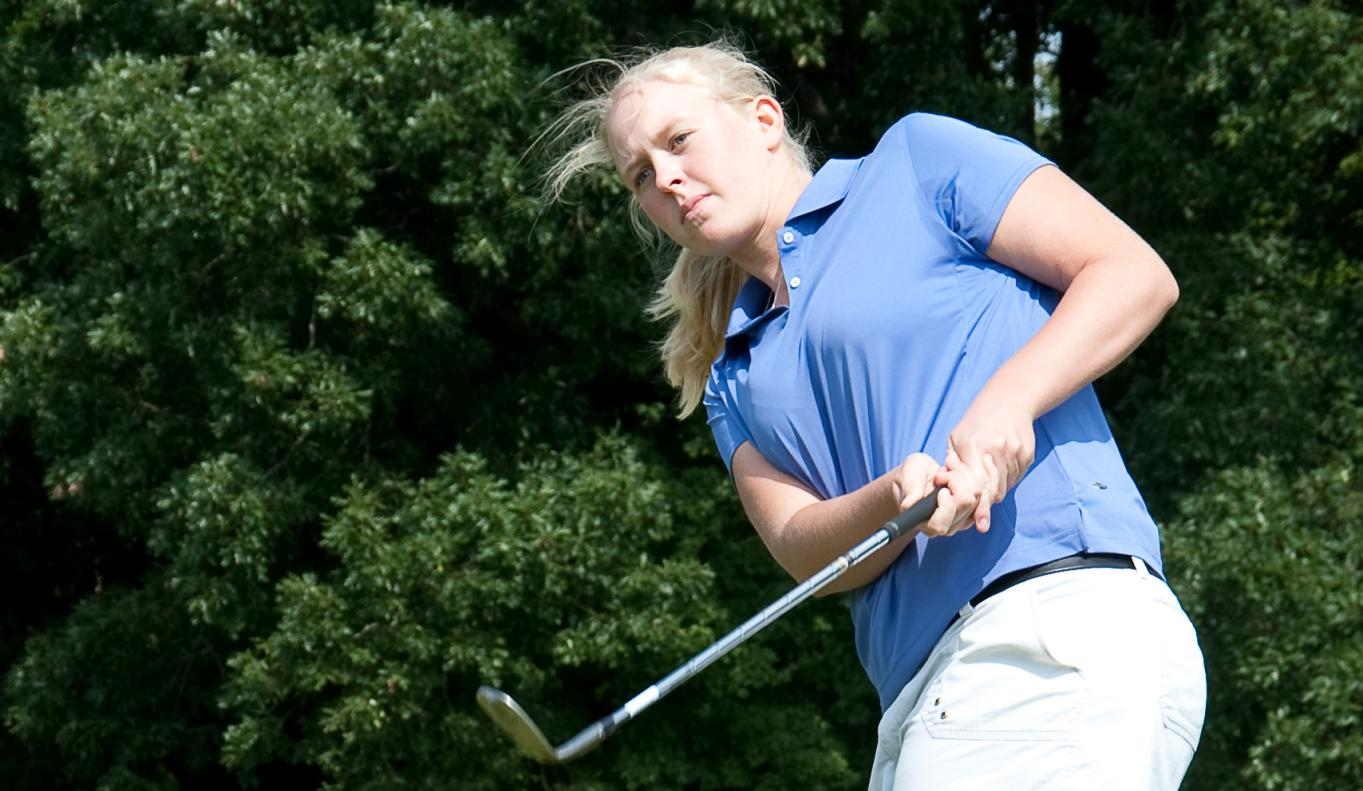 Golden Eagles in seventh place after 36 holes at Samford tourney