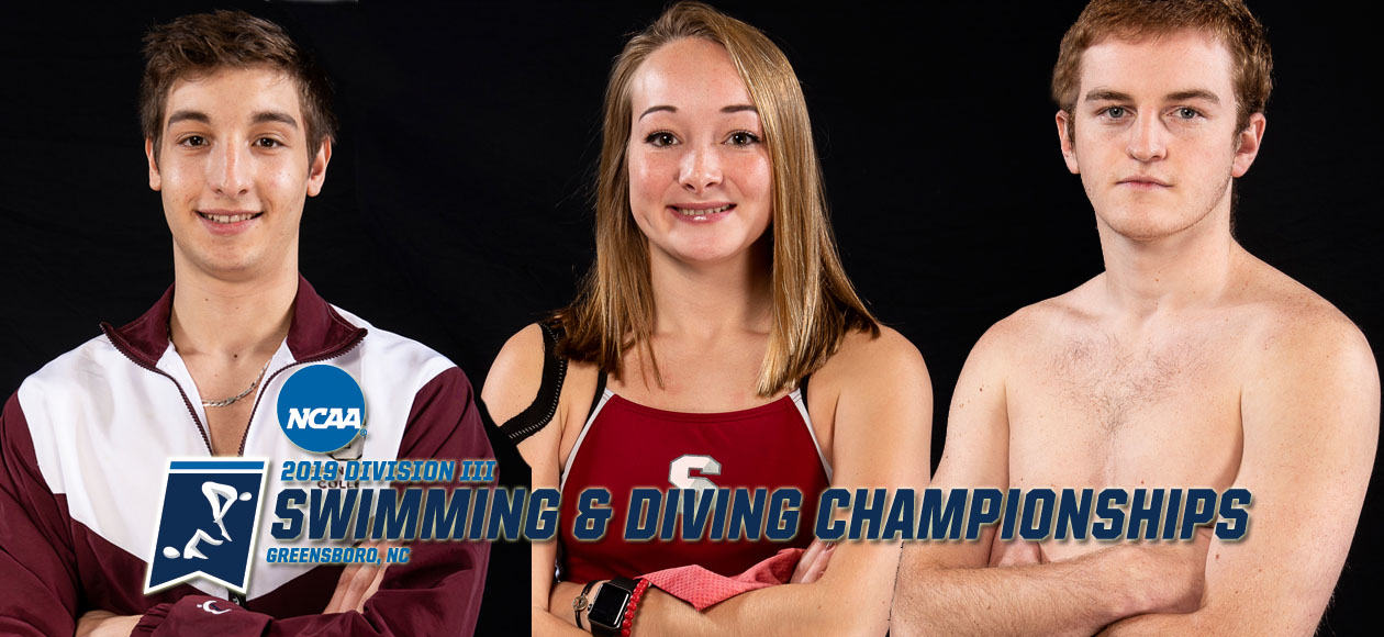 Three Springfield Divers Earn Bids To NCAA Division III Championships