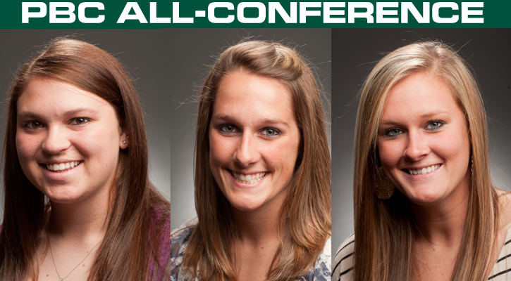 GC Softball Puts Three on PBC All-Conference Team