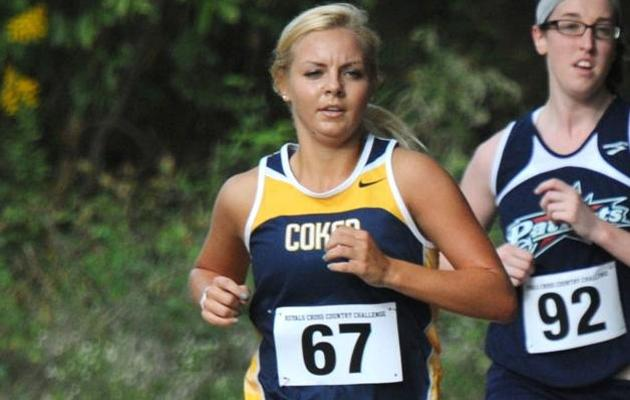 Coker Cross Country to Compete in SAC Championship
