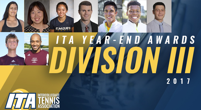 Nine From UAA Earn ITA Division III Regional Awards