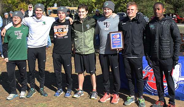 Wilmington Places Seven All-CACC Runners as Women Finish Fifth, Men Second at 2014 CACC Cross Country Championships