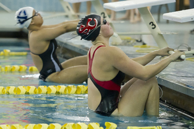Swimming invitational to be video streamed