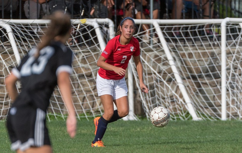 Women's Soccer Falls to Assumption in Season Opener