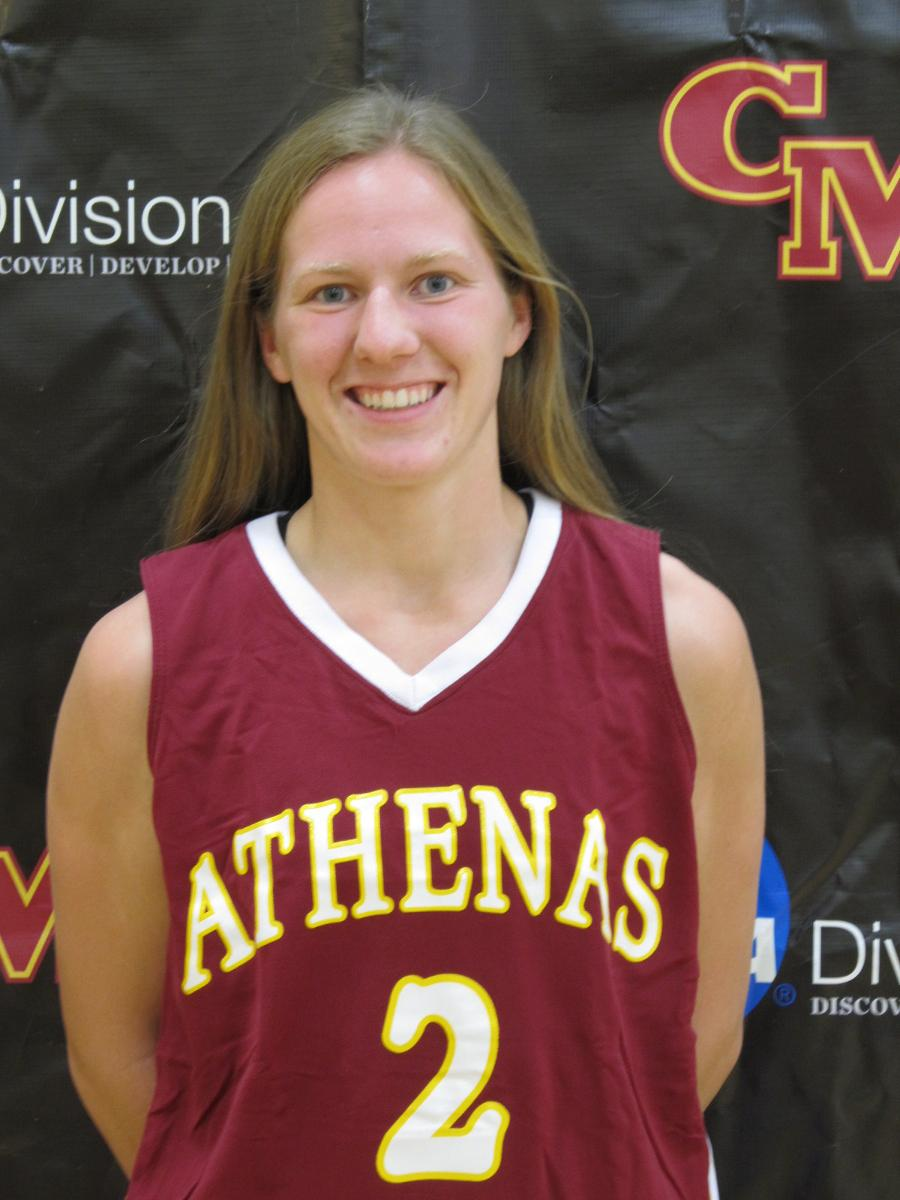 Madeline Barnes - Women's Basketball