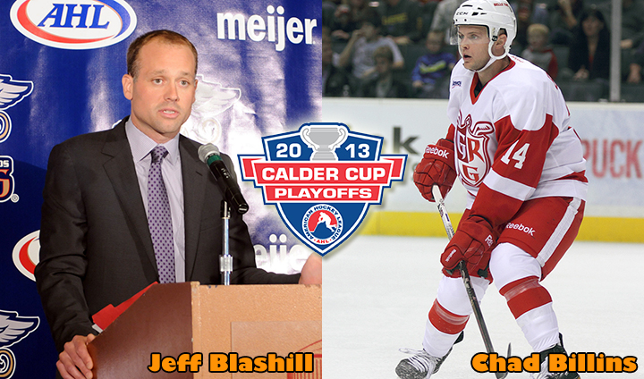 Ferris State Alumni Duo Playing Key Roles For Grand Rapids Griffins In AHL Calder Cup Finals