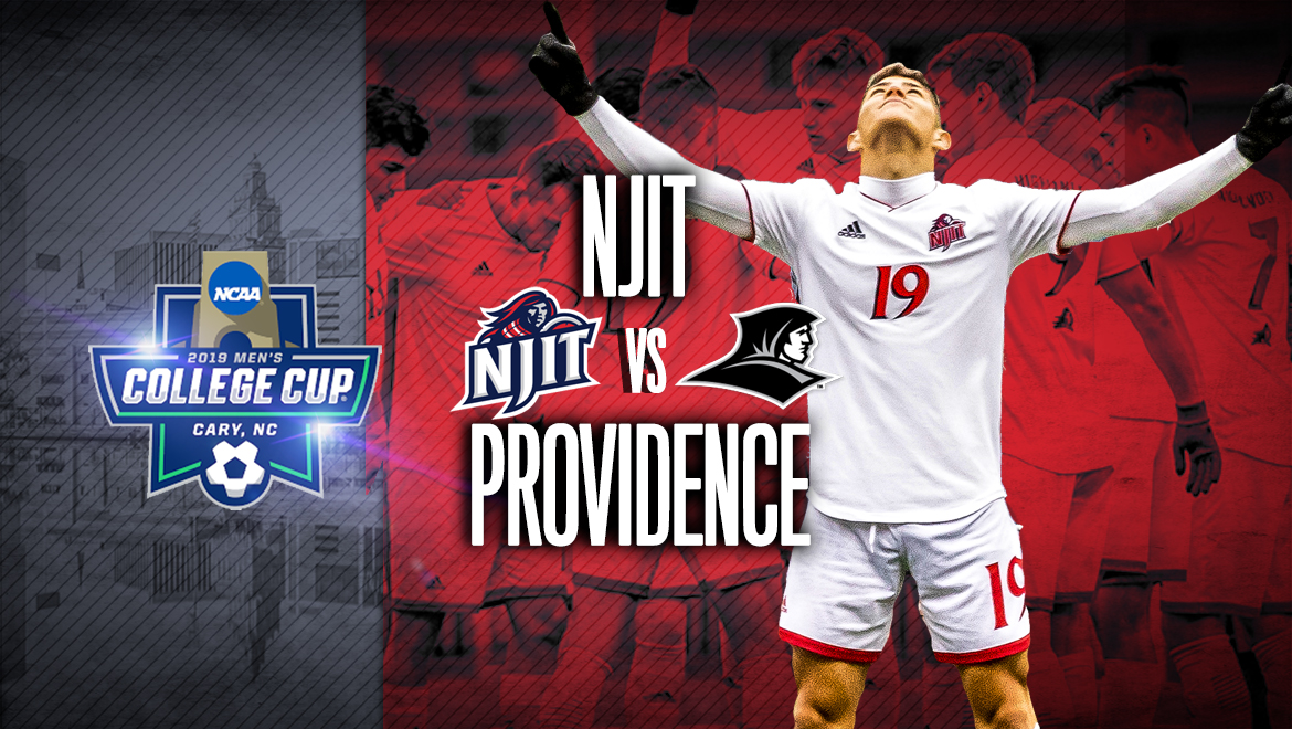 Men's @ASUNSoccer Champ NJIT Set to Battle Providence in NCAA Tournament First Round