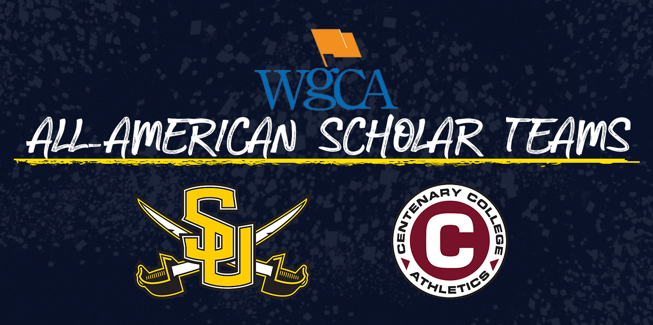 Southwestern and Centenary Earn WGCA All-Scholar Team GPA Recognition