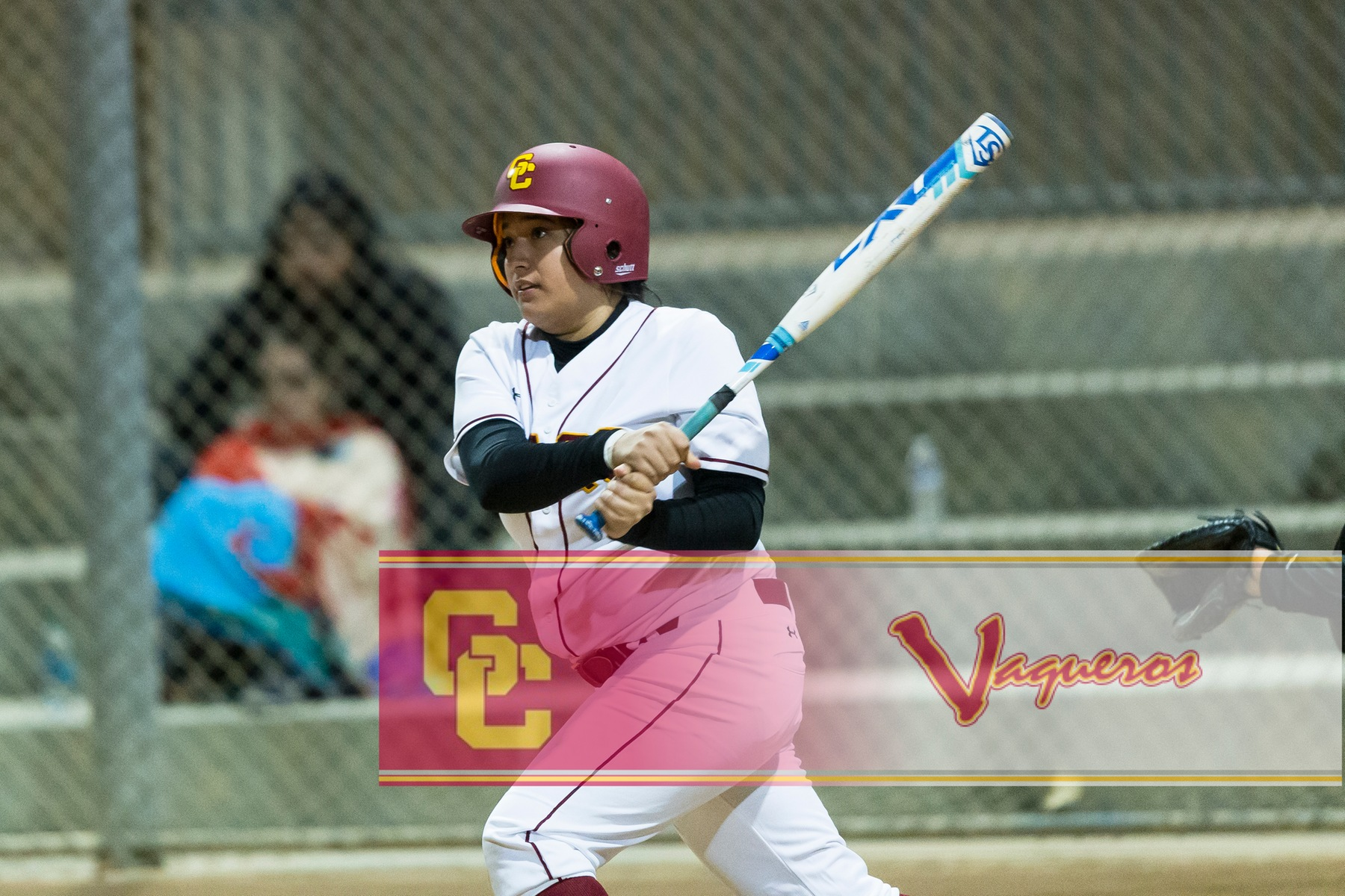 Samantha Medrano hammers three hits in 15-1 GCC win over West L.A.