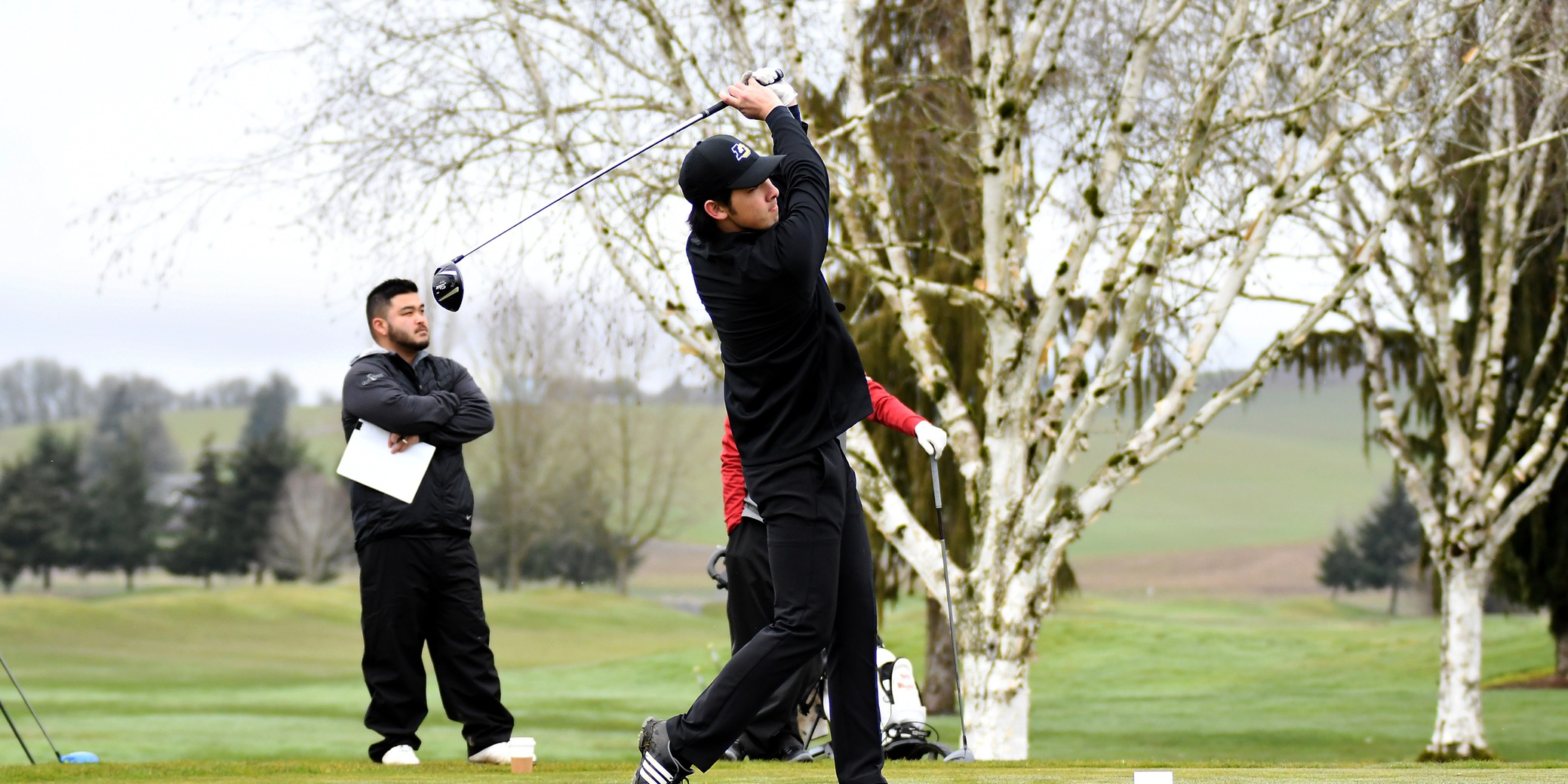 Pioneers finish in fourth after day two of Willamette Valley Cup