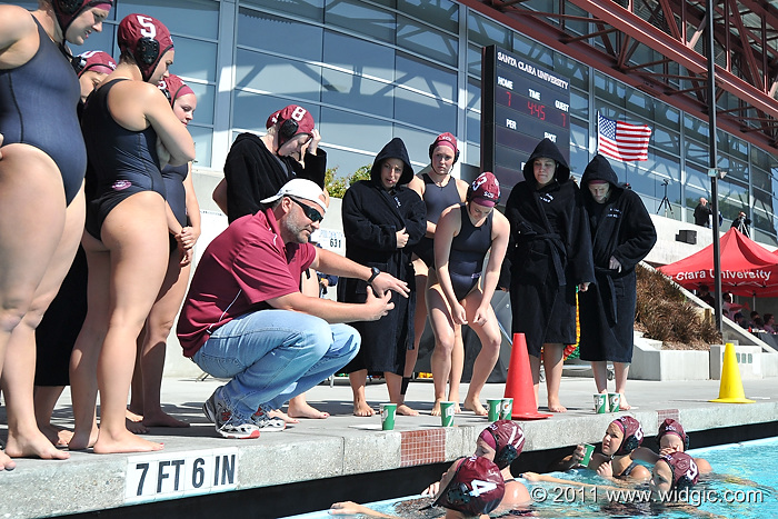 SCU Women's Water Polo Travels to Bakersfield This Weekend