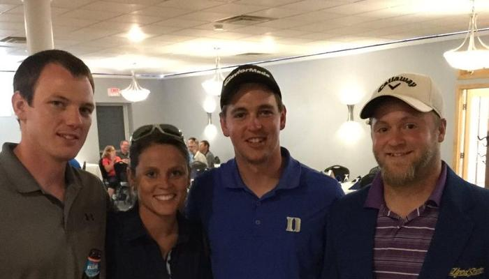 Smith Led Team Wins Golf Tournament