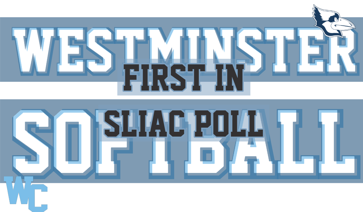 Westminster Softball Chosen First in SLIAC Poll