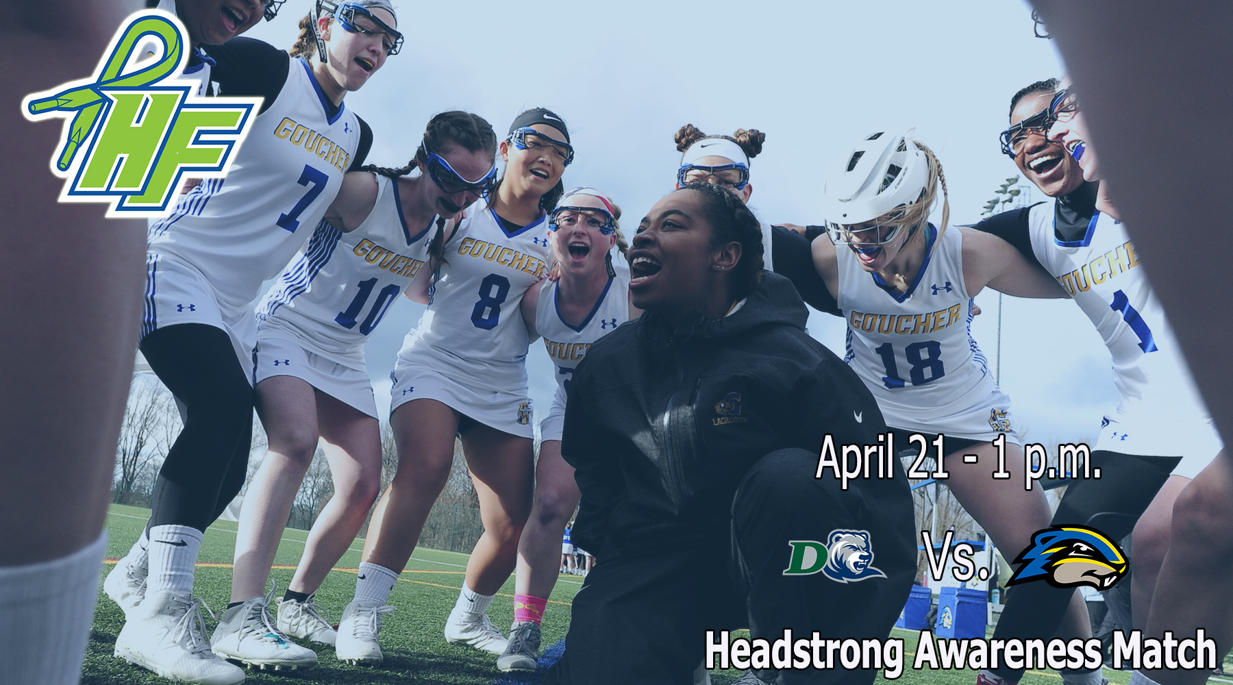 Women's Lacrosse Program to Host HEADstrong Awareness Match Saturday vs. Drew