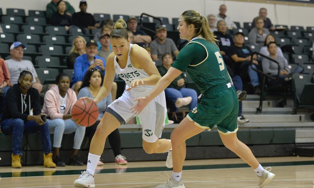 WOMEN'S HOOPS CONTINUES ROAD TRIP AT EASTERN WASHINGTON SATURDAY