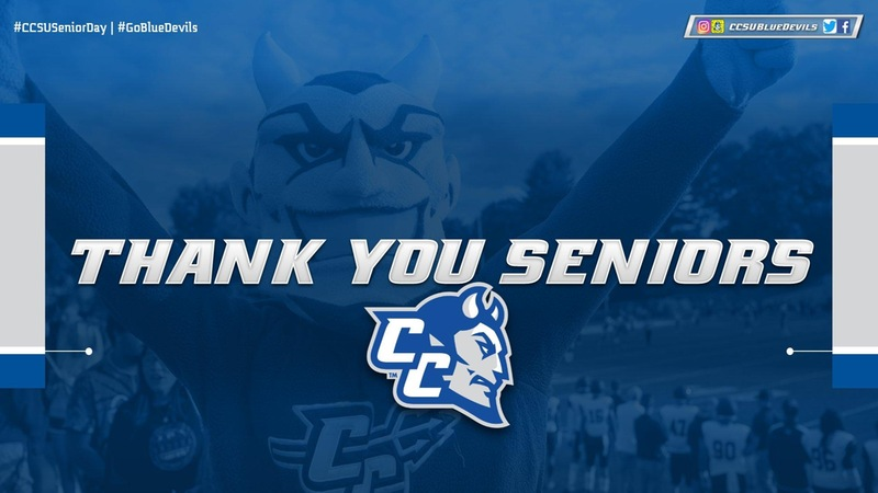 Athletics Launches Virtual #CCSUSeniorDay to Honor Seniors